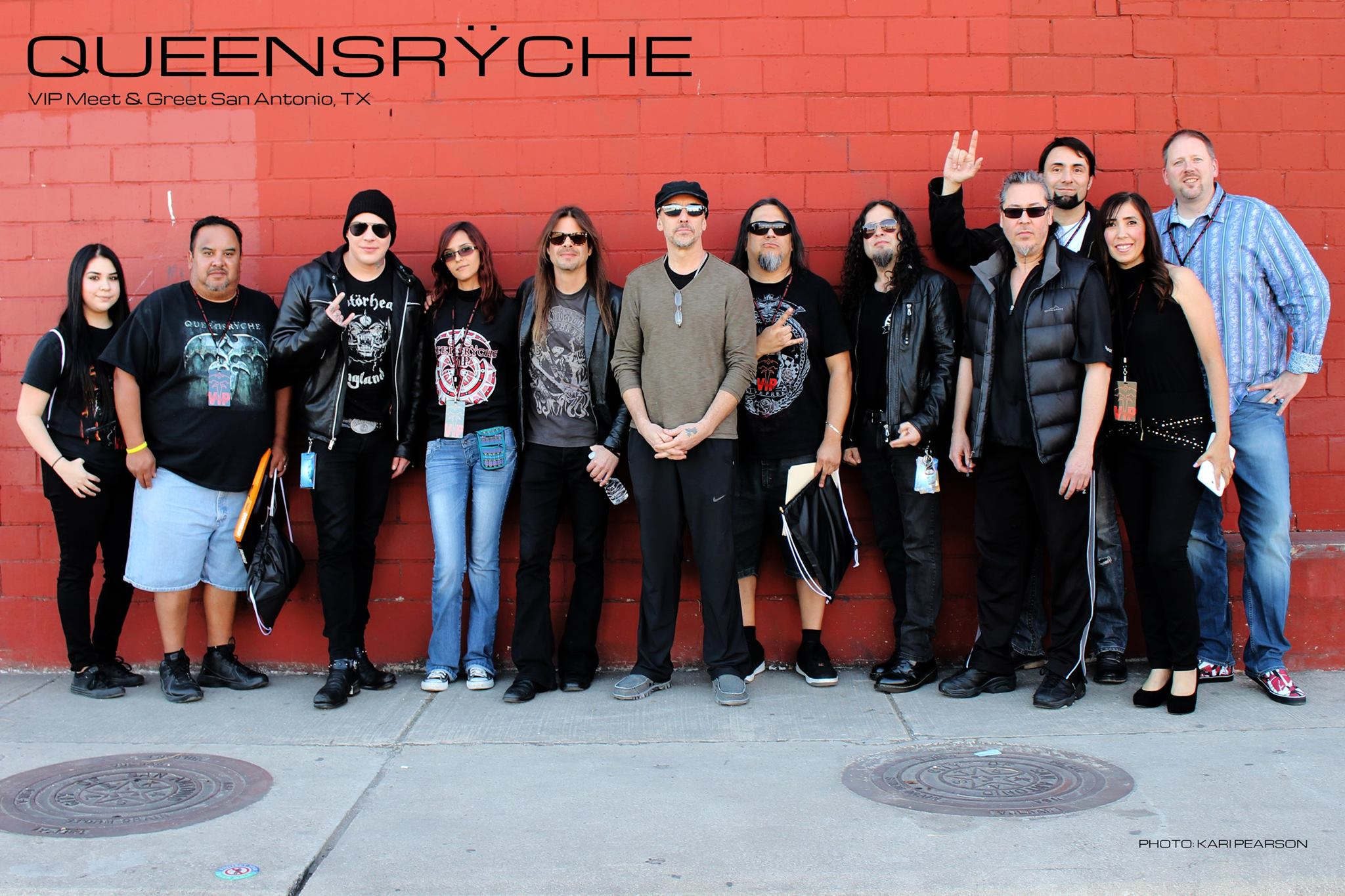 Vip meet and greets queensrche alamo city music hall kristyandbryce Gallery