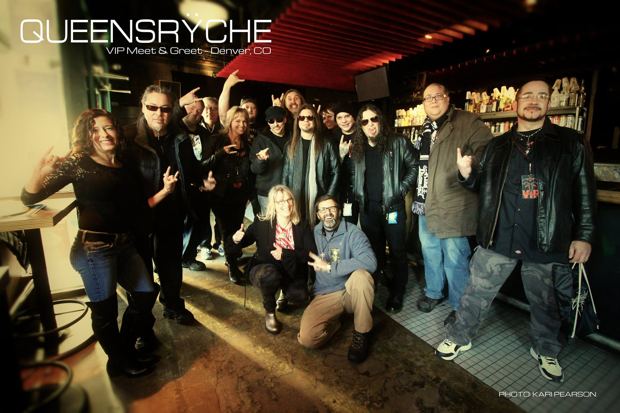 Vip meet and greets queensrche summit music hall m4hsunfo Images